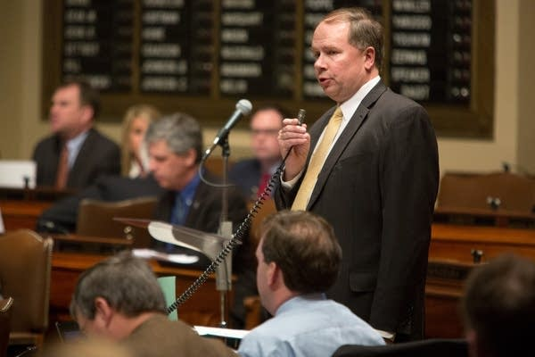 Rep. Jim Knoblach
