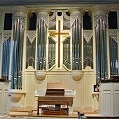 2008 Beckerath organ at Mount Kisco Presbyterian, Mount Kisco, NY
