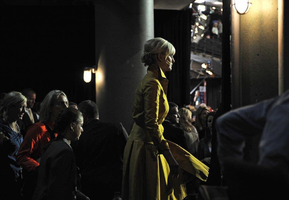 Cindy McCain Backstage