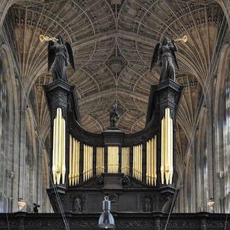 1968-2017 Harrison/King's College Chapel, Cambridge, England