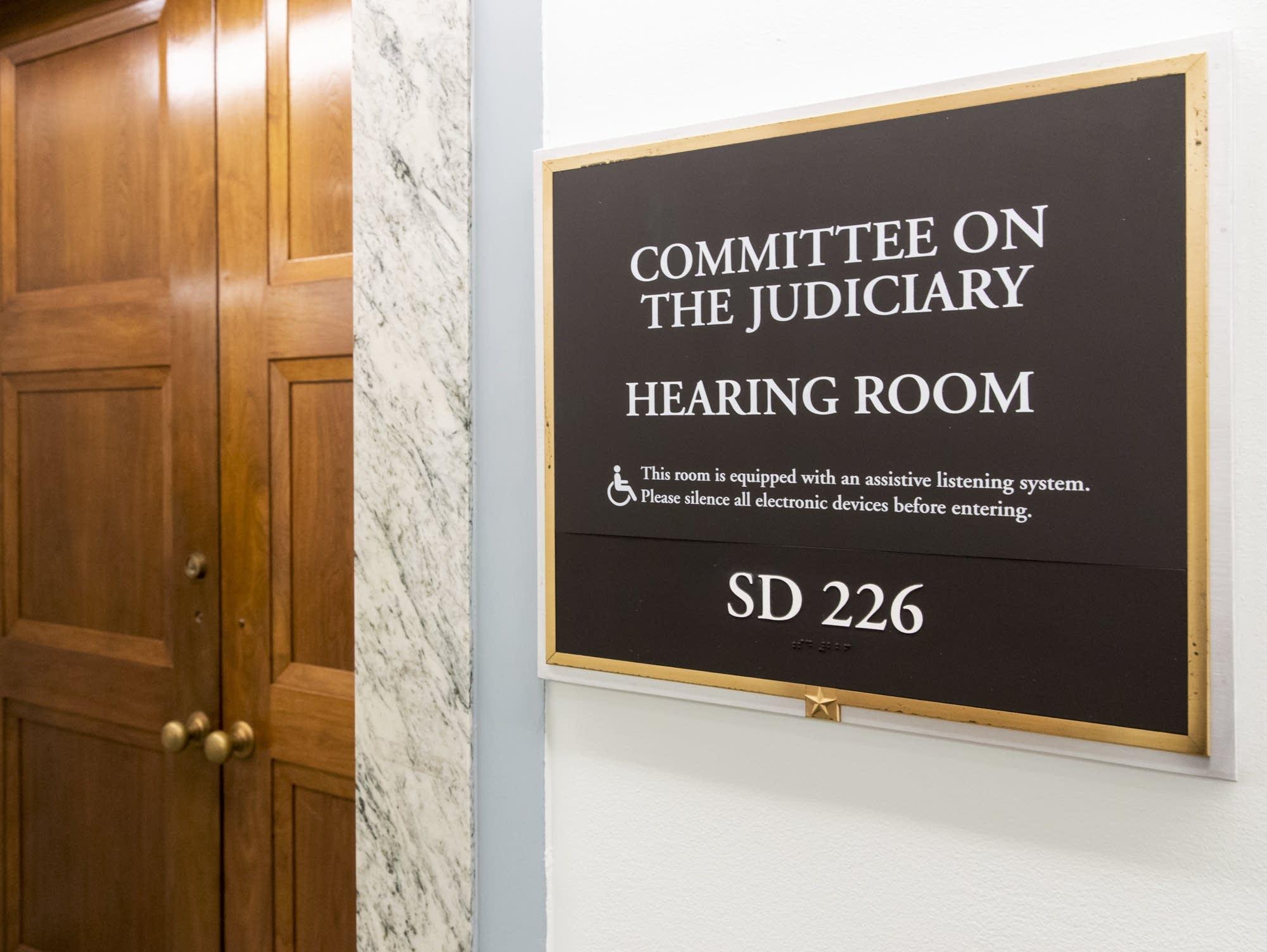 Senate Judiciary Committee