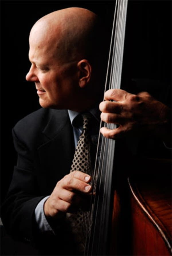 Bassist Gordon Johnson