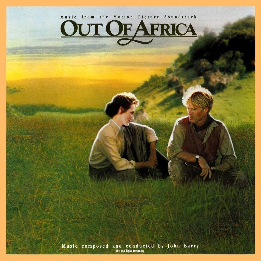 out of africa soundtrack album