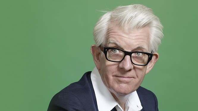 Nick Lowe - Photo by Dan Burn-Forti
