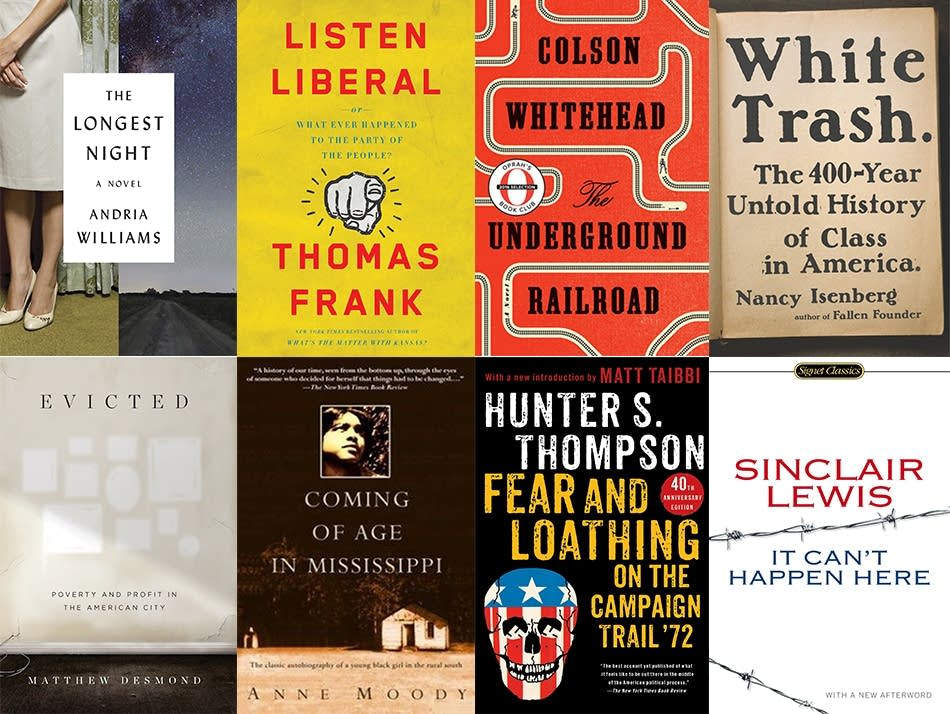 A post-election reading list