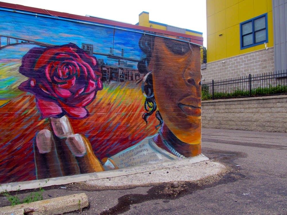 Mexican American art in St. Paul