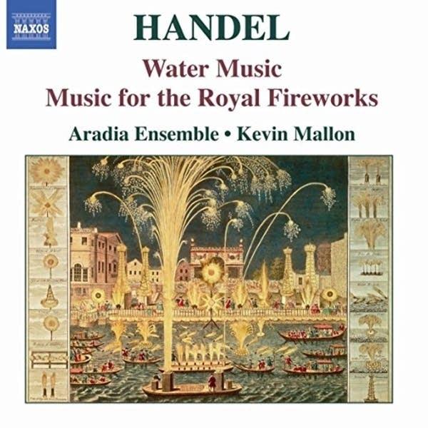 George Frideric Handel - Water Music: Suite No. 1: Overture