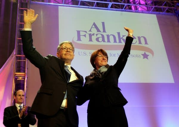 Franken and Klobuchar