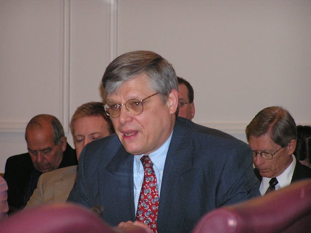 Lynn Reed from the Taxpayers Association