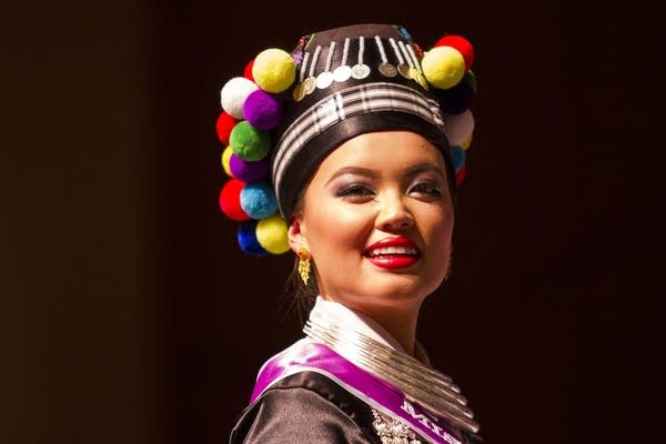 Hmong pageant number six, Padee Yang.
