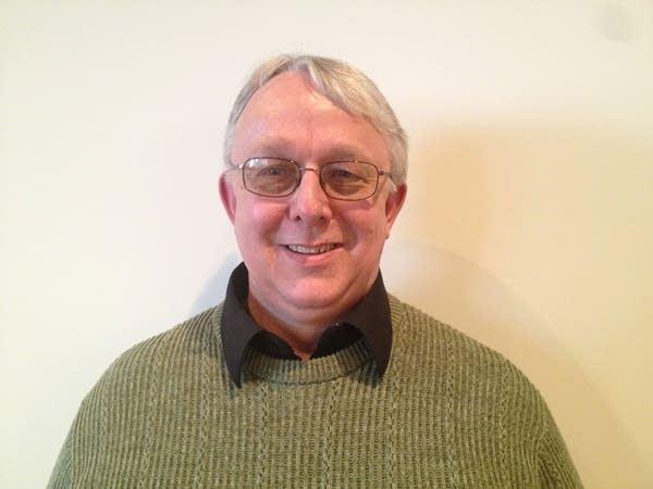 Winona Mayor Mark Peterson