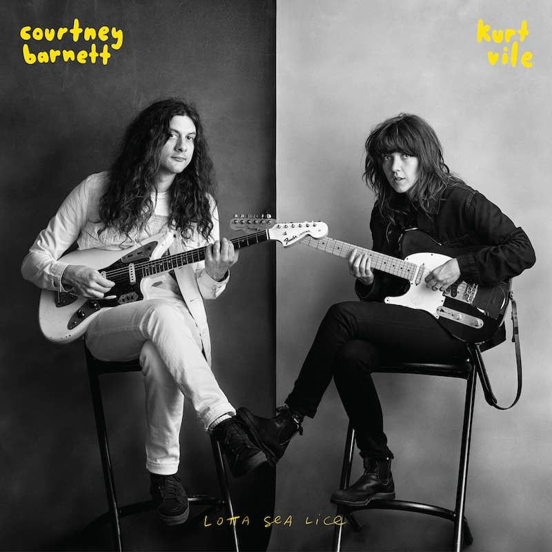 Courtney Barnett and Kurt Vile, 'Lotta Sea Lice'
