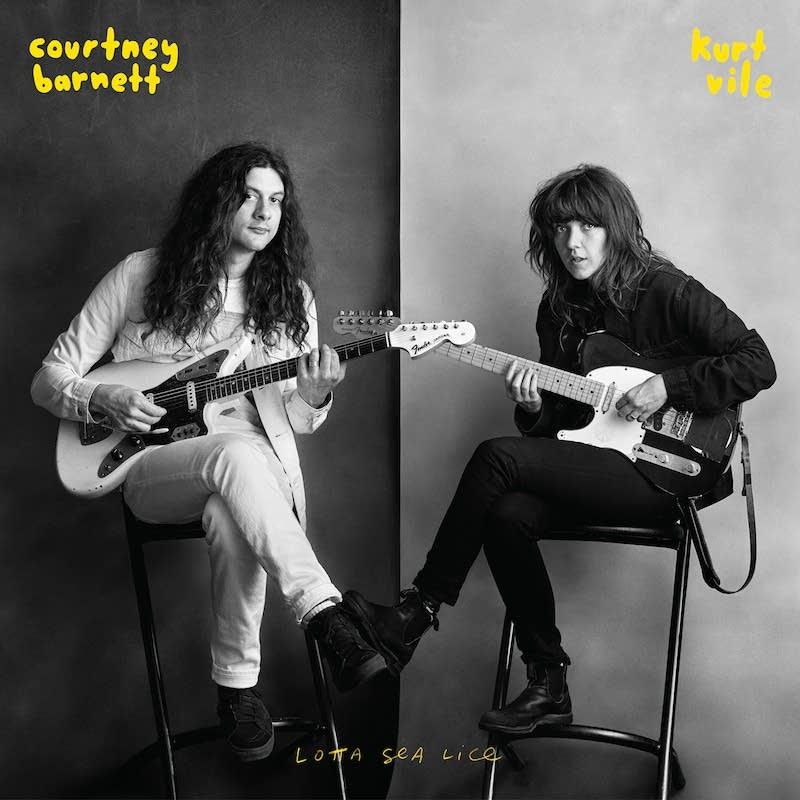 Courtney Barnett and Kurt Vile, 'Lotta Sea Lice'