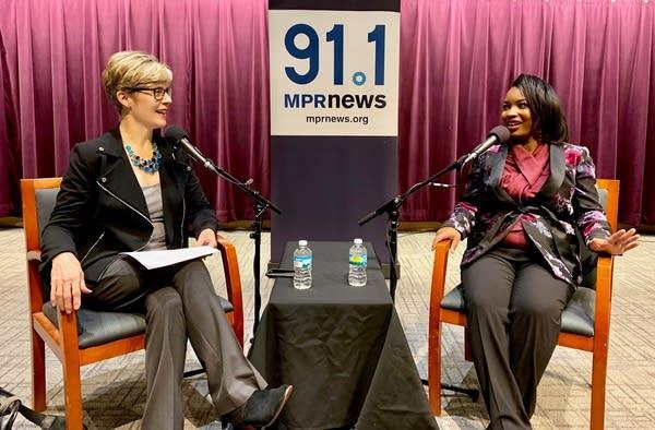 Cathy Wurzer interviews NPR White House reporter Ayesha Rascoe.