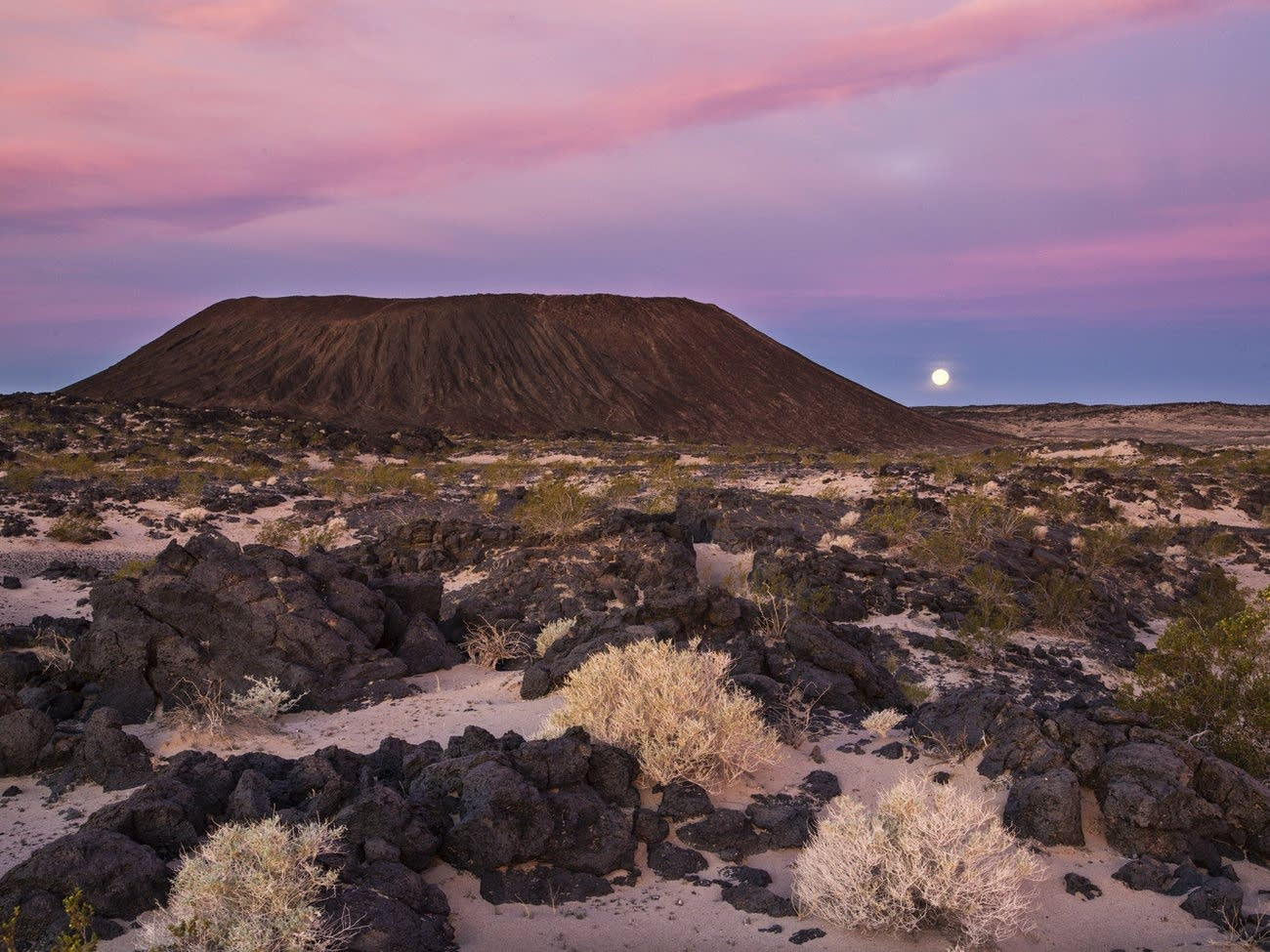 Mojave Trails National Monument