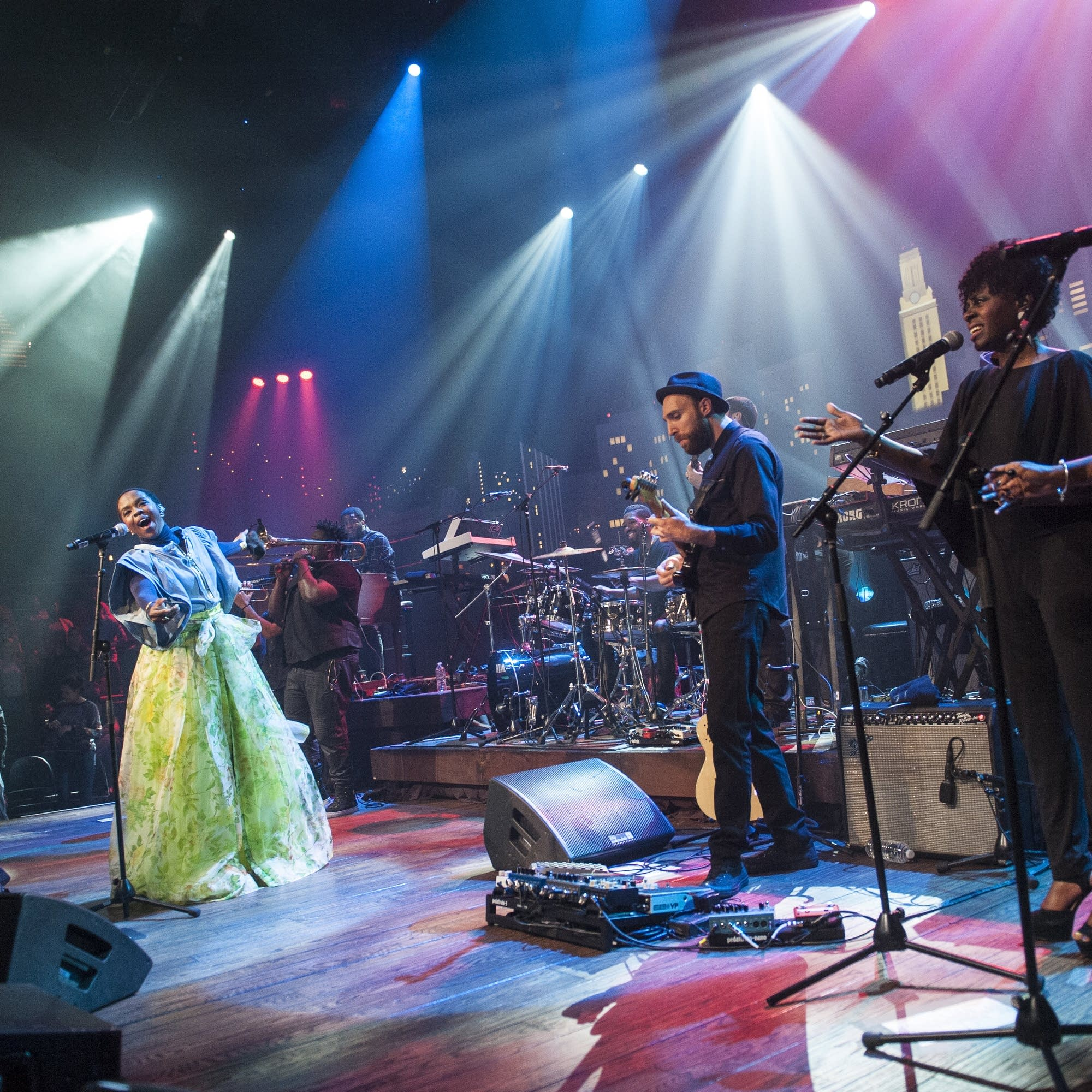 Miss Lauryn Hill on 'Austin City Limits'