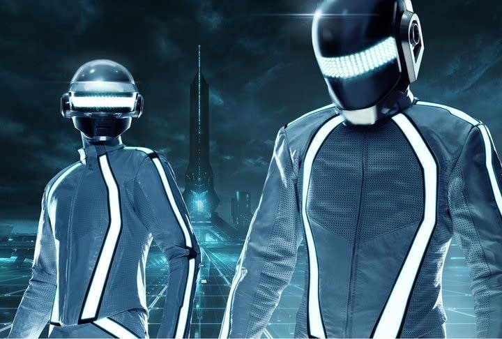 Daft Punk in Tron: Legacy