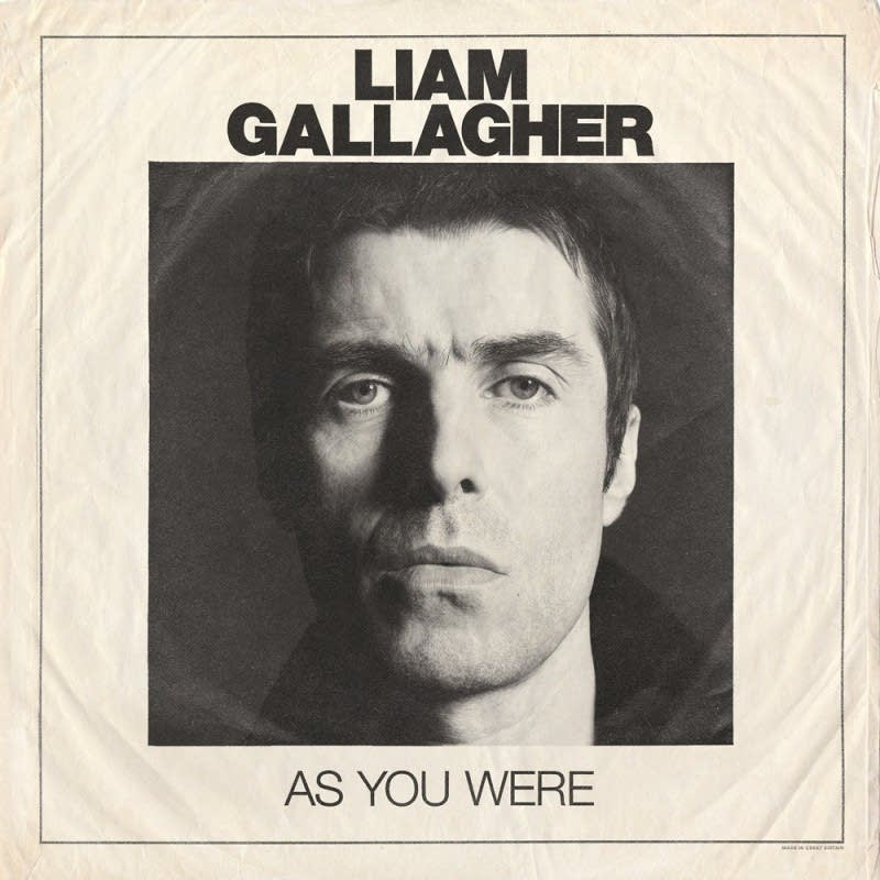Liam Gallagher, 'As You Were'