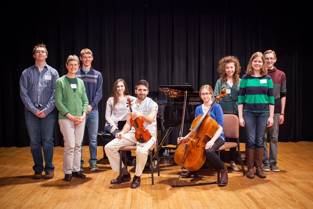 Featured round composers