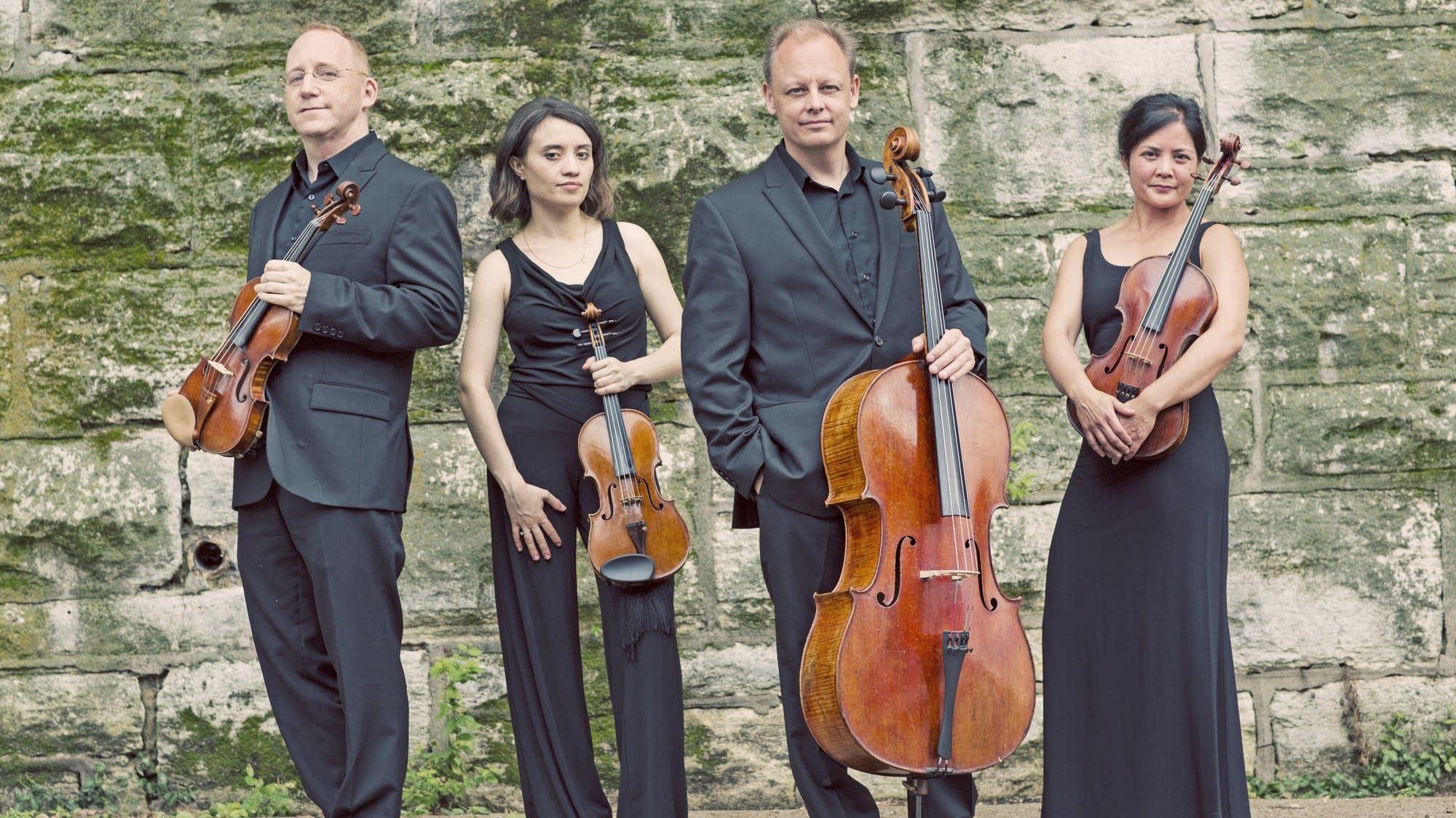 Arianna Quartet