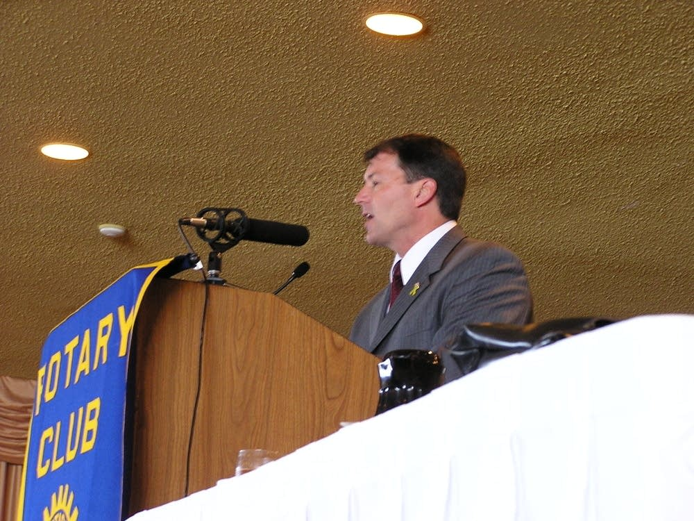 S.D. Gov. Mike Rounds