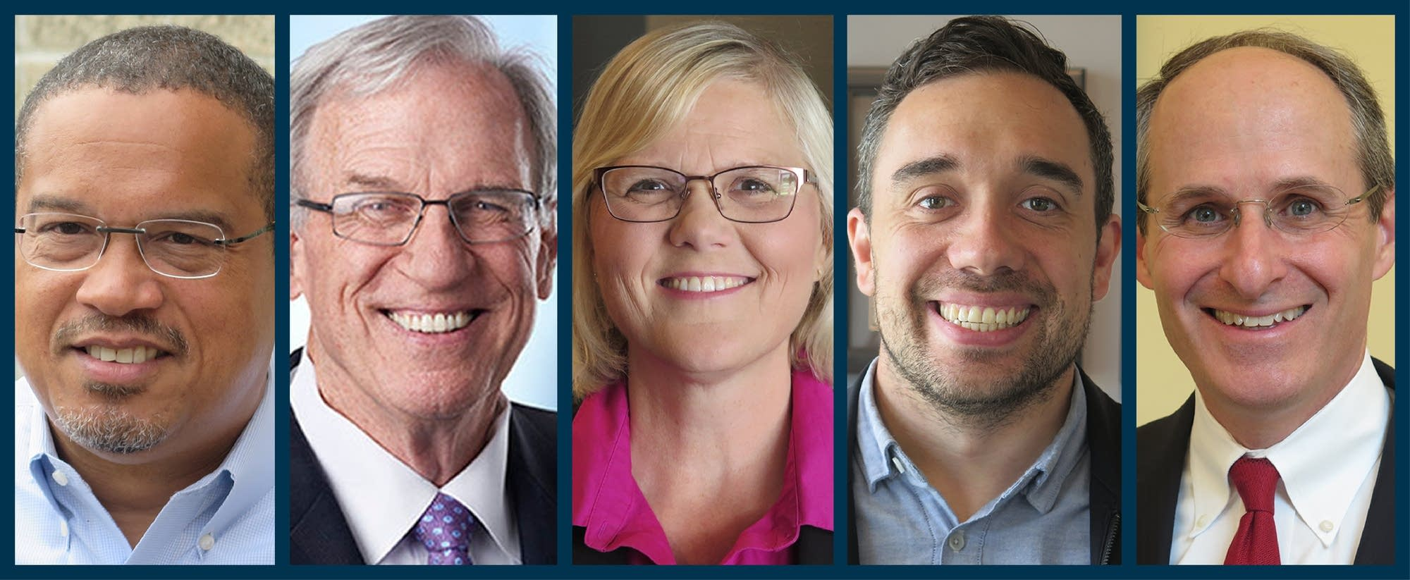 Candidates for Minnesota attorney general