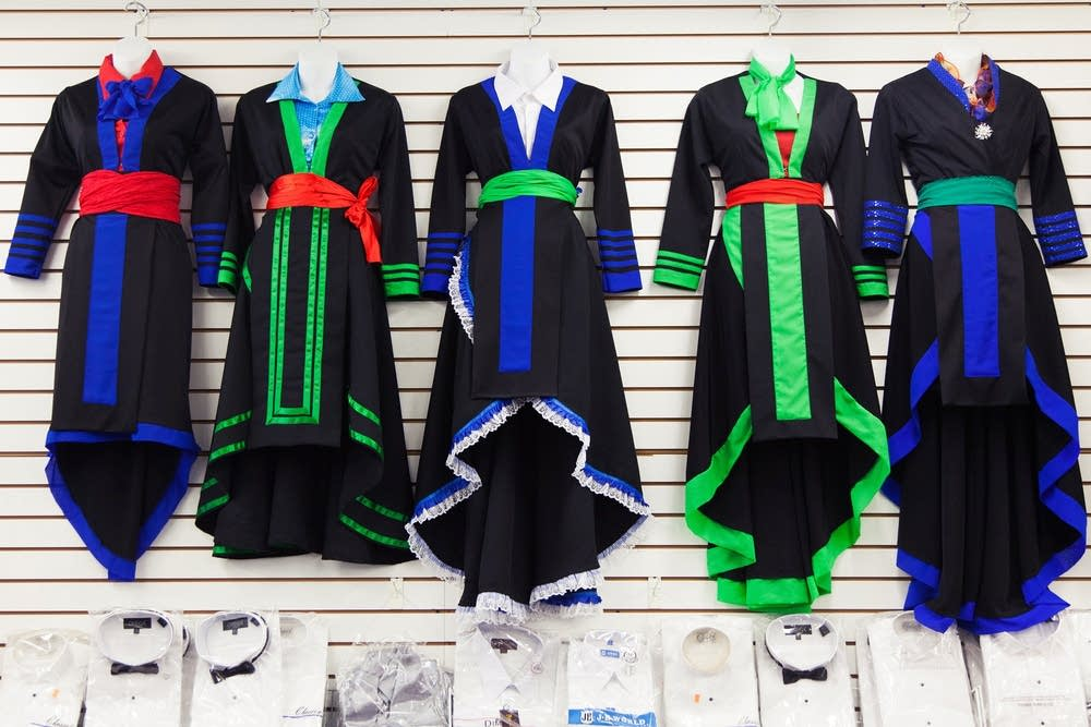 Lee's store sells Hmong clothing