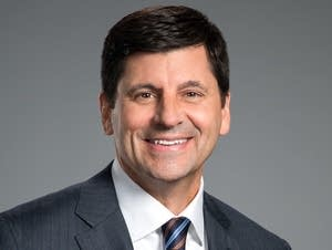 Mike Guyette, CEO at Blue Cross