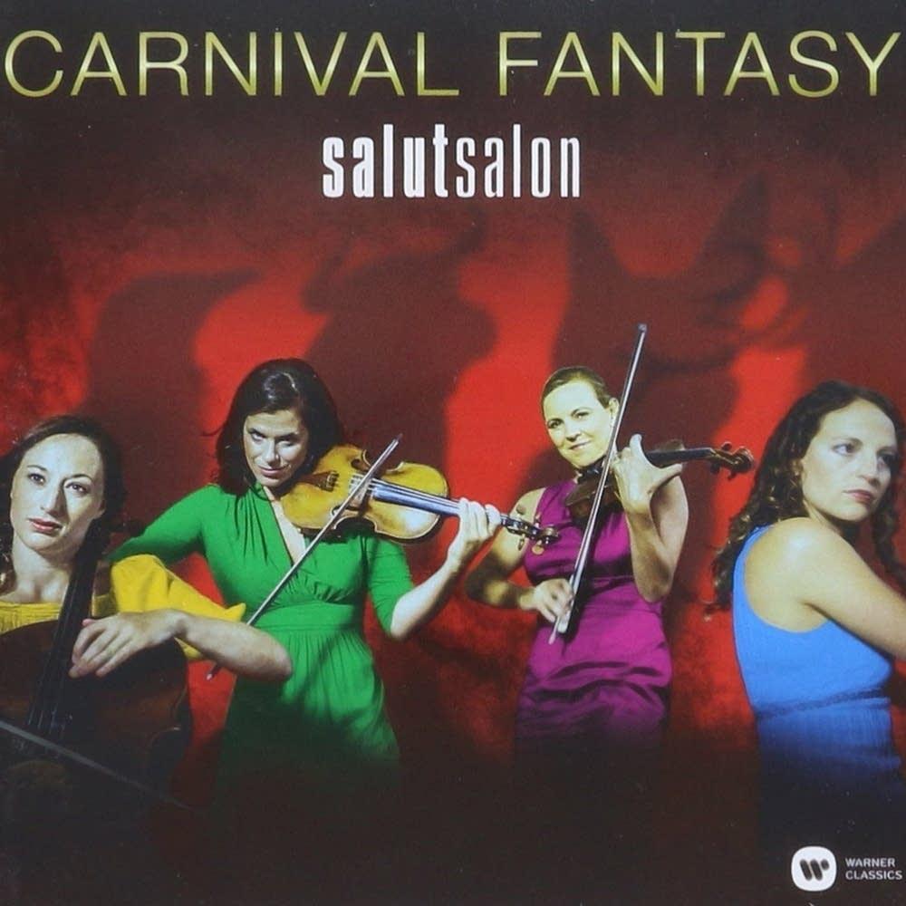 Salut Salon, 'Carnival Fantasy'