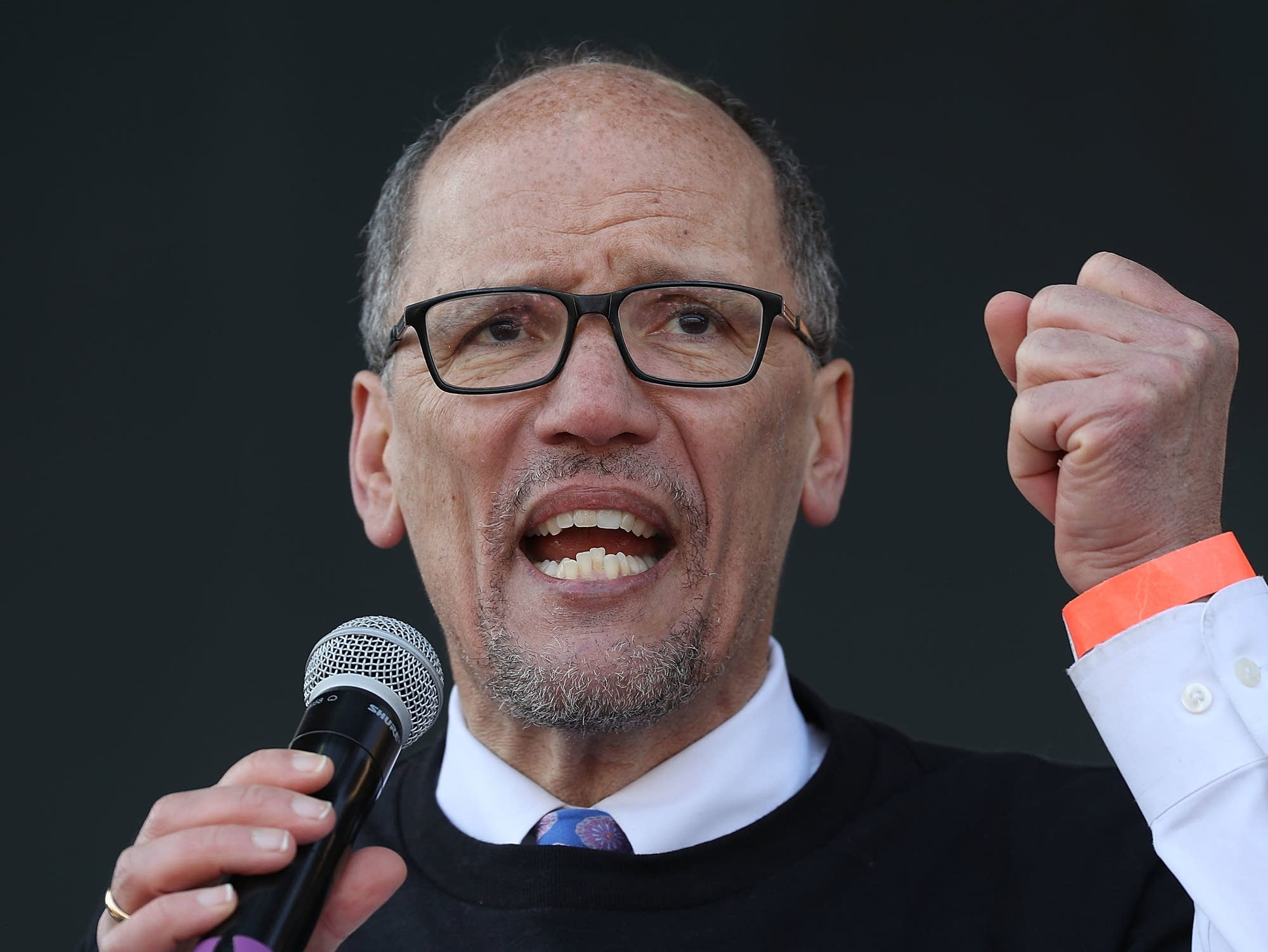 Tom Perez, chairman of the Democratic National Committee