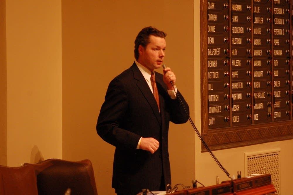 Rep. Aaron Peterson