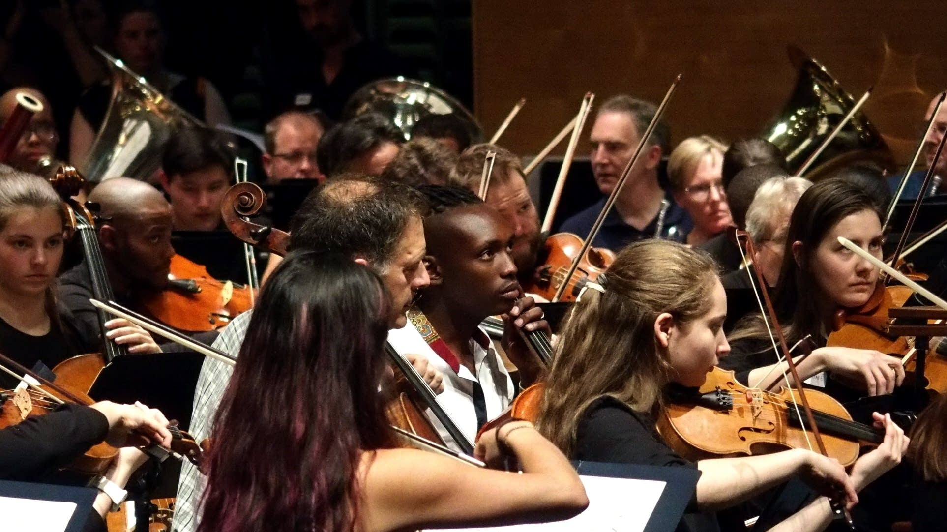 The Minnesota Orchestra with the South African National Youth Orchestra