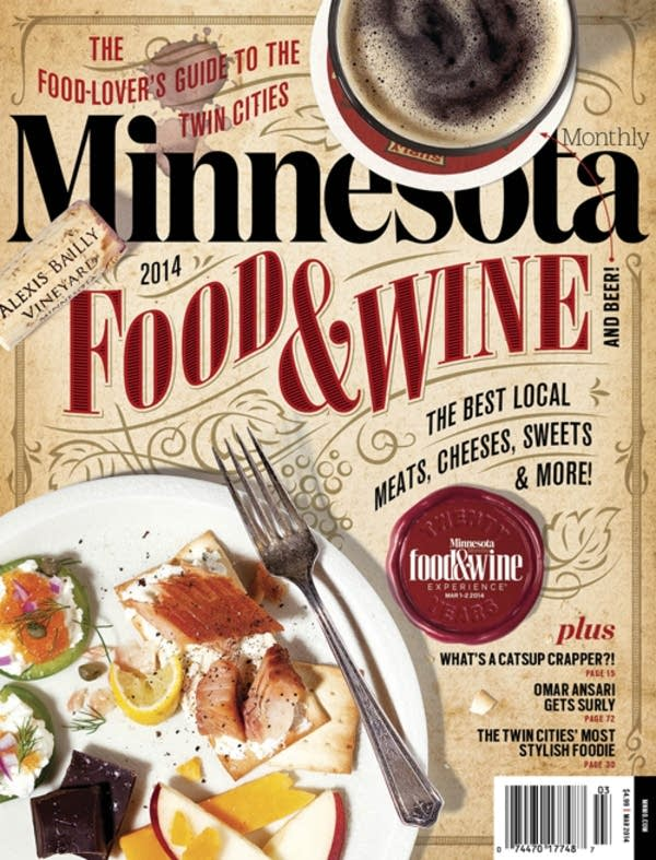 minnesota monthly food and wine issue 2014