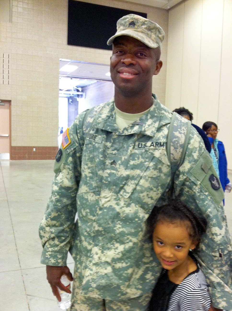 Sgt. Mamadi Toure
