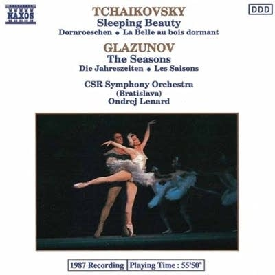 24d6f1 20170713 alexander glazunov the seasons summer