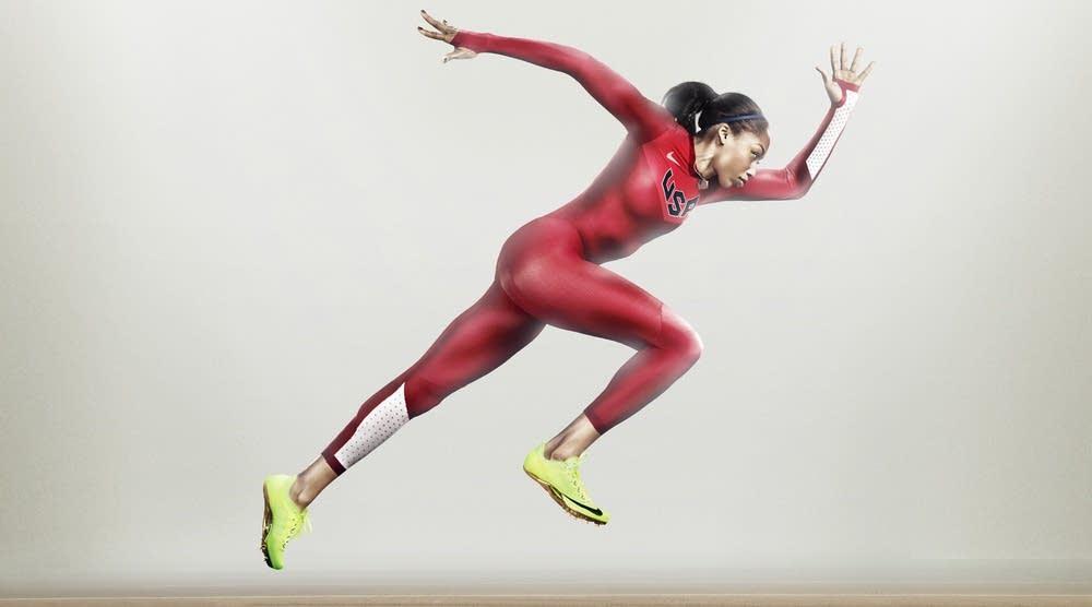 Olympic apparel