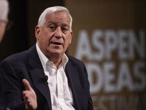 Walter Isaacson discusses his fascination with Leonardo da Vinci.