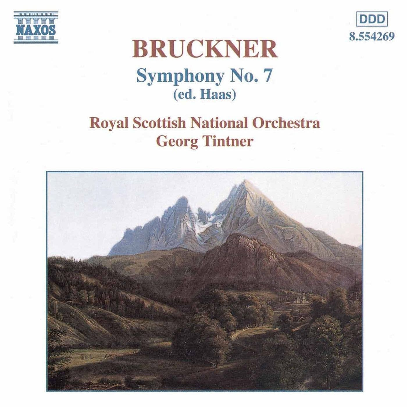 Anton Bruckner - Symphony No. 7: I. Allegro moderato