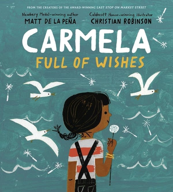 Julie's Library: Carmela Full of Wishes