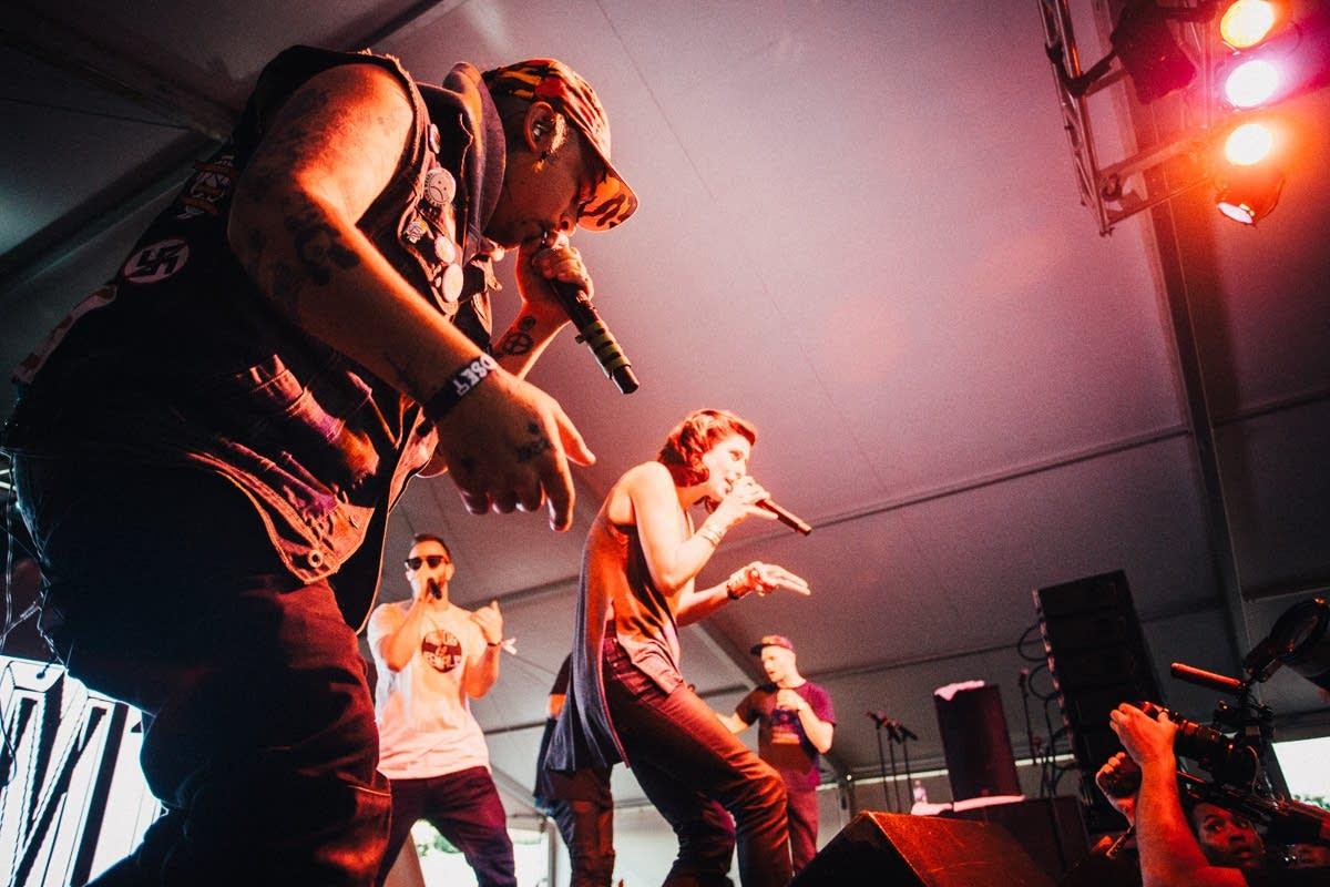 Doomtree at Soundset 2016