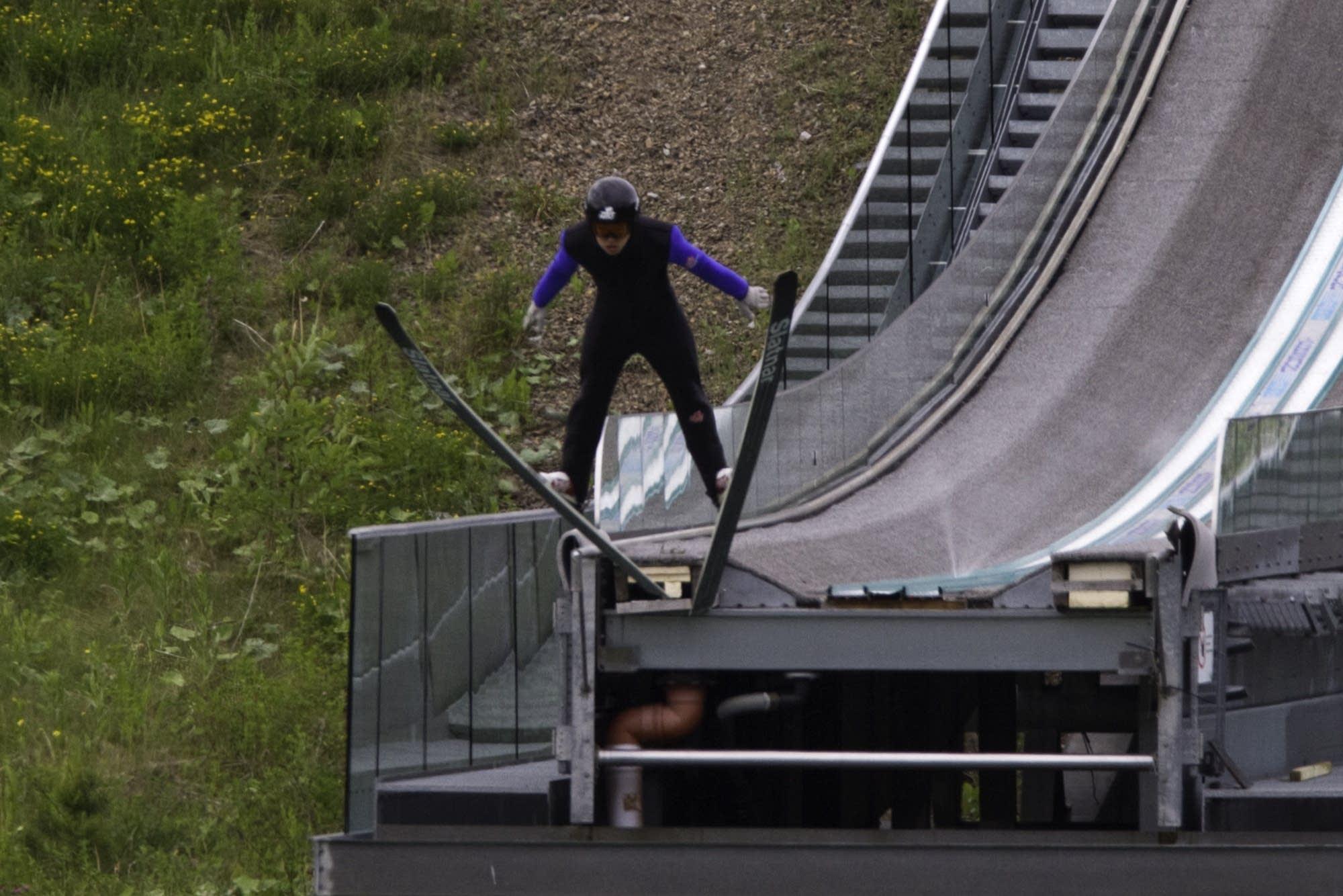 Oslo - 36 - ski jumper