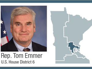 Rep. Tom Emmer, U.S. House District 6