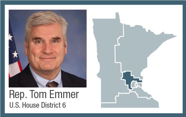 Rep. Tom Emmer, U.S. House District 6