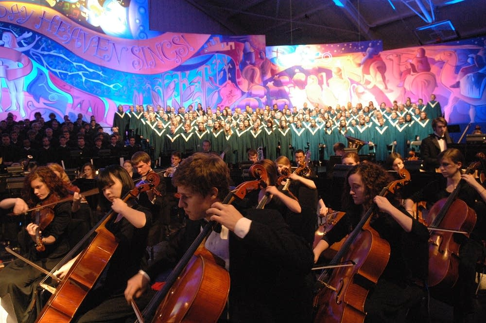 Concordia College, Moorhead 2011 Christmas Concert