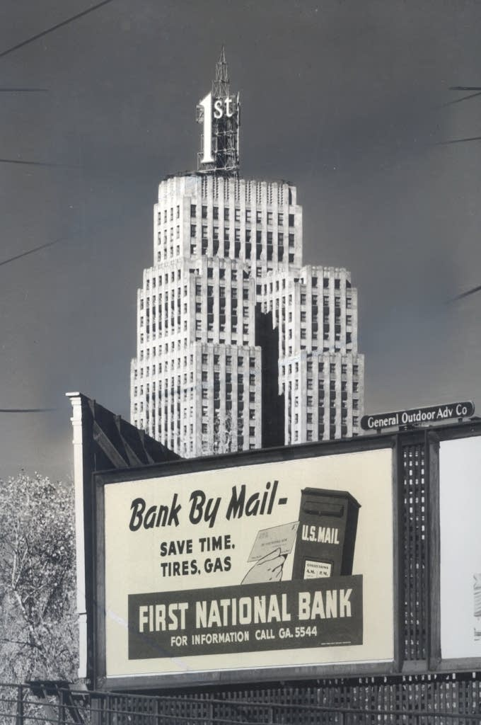 St. Paul's iconic First National Bank building