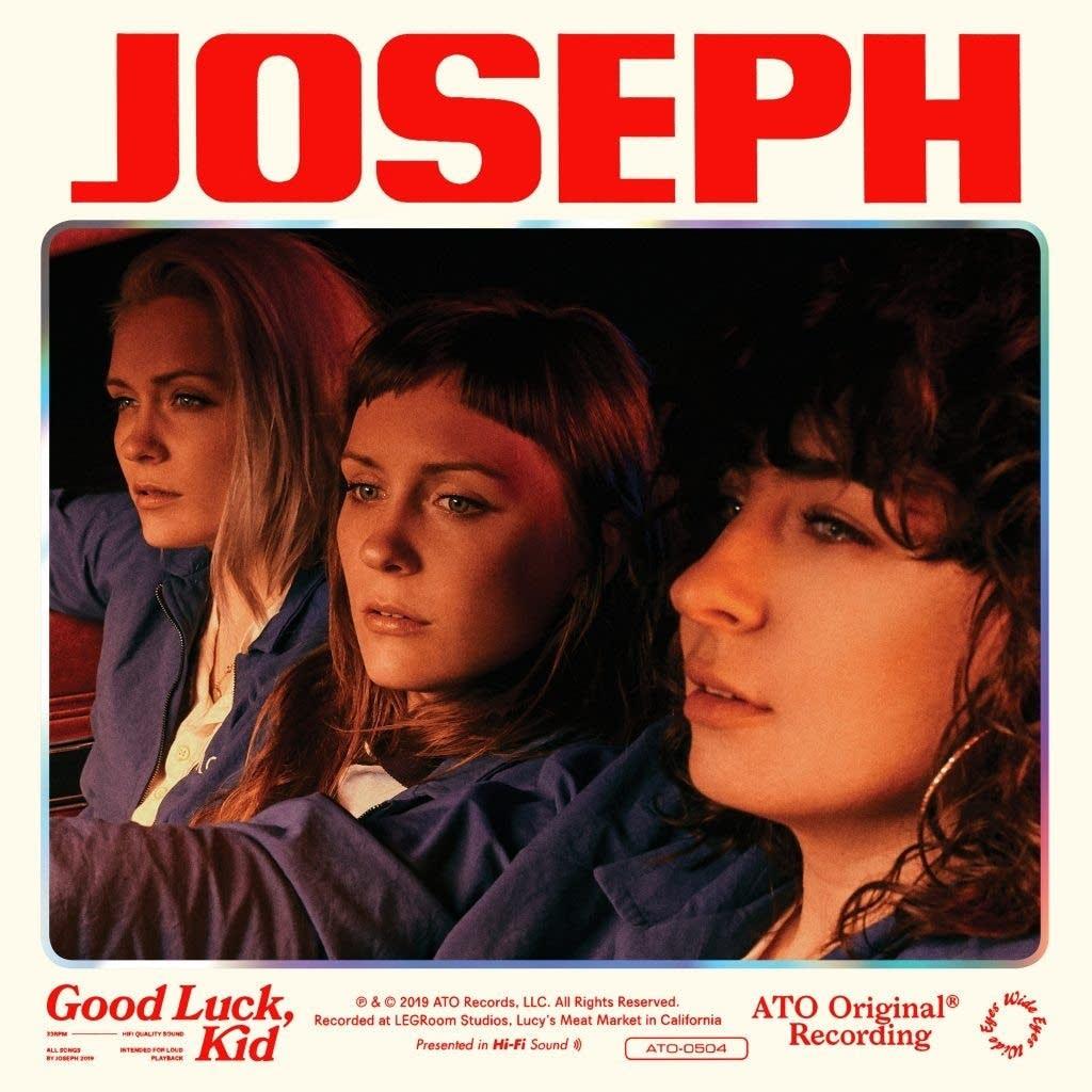 Joseph, 'Good Luck, Kid'