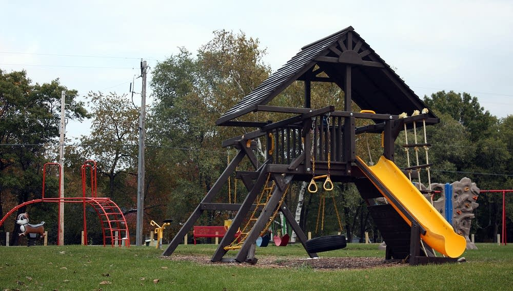 Bel Clare Estates playground