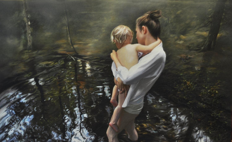 """""""Tjarn"""" by Karin Broos"""