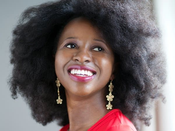 Imbolo Mbue, author of Behold the Dreamers