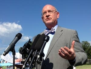 Minnesota Health Commissioner Dr. Ed Ehlinger